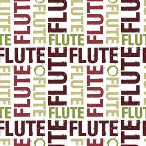 Flute Text