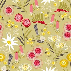 Wildflowers multi sage