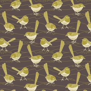 birdies grey