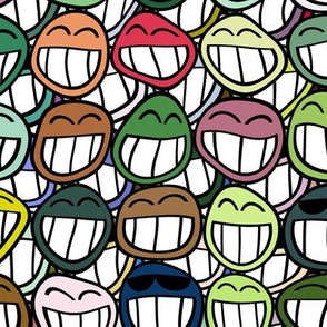 Smile - and the world smiles back at you!