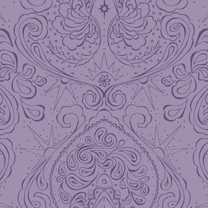 Lavender Flower Queen