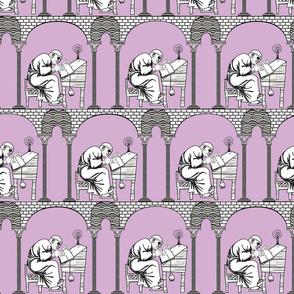 Scriptorium lavender sachet