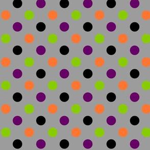 Halloween Dots