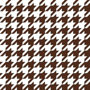 The Houndstooth Check - Spot of Tea