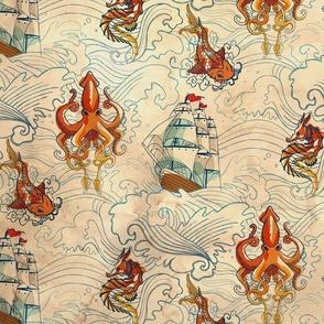 The Seven Seas Vintage