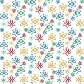 Atomic Orbits (Ditsy)
