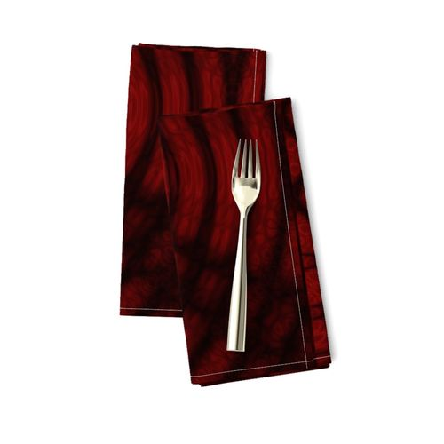 Red And Black Stained Glass Gothic Cathe Spoonflower