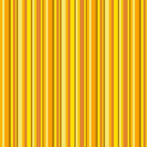 Leaf  Yellow Stripe