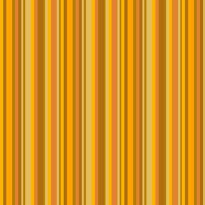 Squirrel Orange Stripe