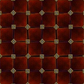 leather armor 1 inch squares