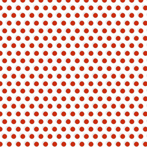 apple red dots