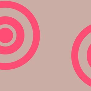 big bullseye earth