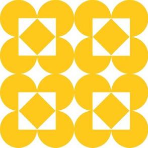 yellowdiamondpattern
