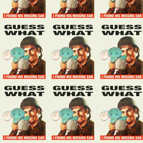 Regretsy Guess What (Large Print)