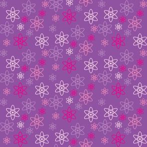 Atomic Science (Purple)