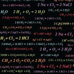 Balance of Equations (Dark)