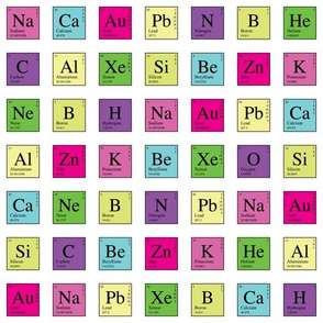 Elementary Periodic (Retro)