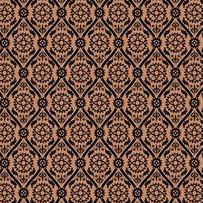 Fancy Gears - Brown