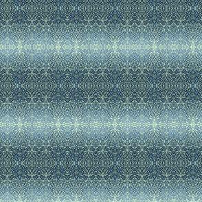 Ornate Blue-teal gradient