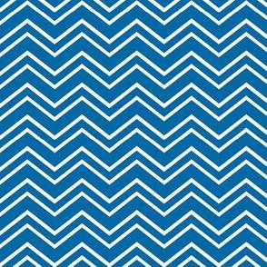 chevron no2 royal blue