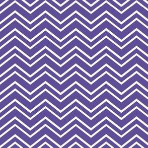 chevron no2 purple