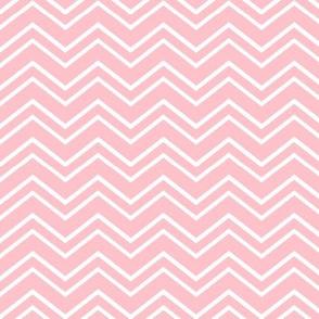 chevron no2 light pink