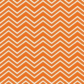 chevron no2 orange