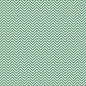 chevron pinstripes kelly green