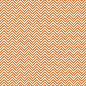 chevron pinstripes orange