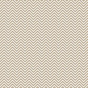 chevron pinstripes tan