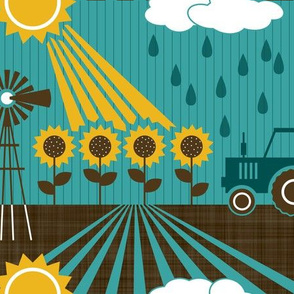 Kansas: the science of agriculture