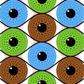 01443770 : eye 3 : blue + green + brown