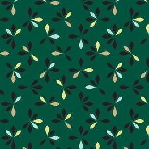 loves me loves me not - hunter green