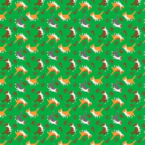 Ditzy seasons - Christmas Cardigans