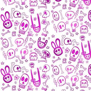 FunSkulls Purple