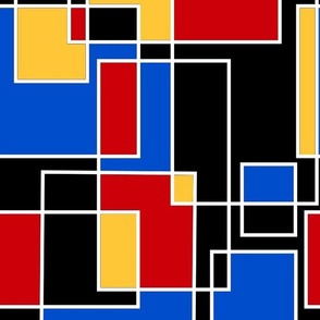 Primary Color Blocks