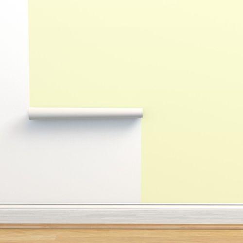 Wallpaper Ombre Light Yellow Wallpaper