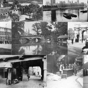London Paris Berlin 1939