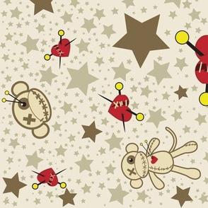 VooDoo Monkey Confetti