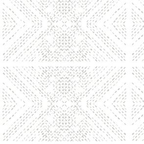 diamond pattern light