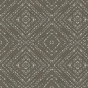 grey taupe  diamond tile