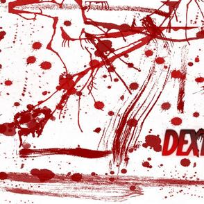 Blood Splatter - Dexter