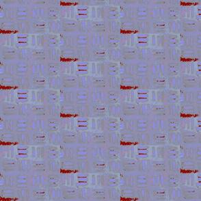 Blue/Red Lattice 4x4