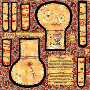 I heart brains-Annabelle