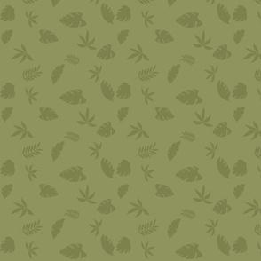 jungle_leaves_light_background_8