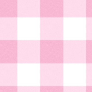 Buffalo Check in pink