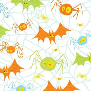 Crawling Flying Creepies