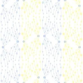 Isabella Blues Stripe