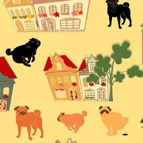 pug world