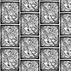 Framed Treasures - Angel I